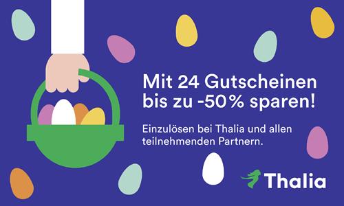 Thalia Oster-Gutscheinheft 2021