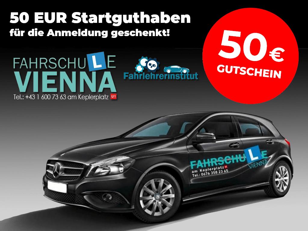 50 EUR Startguthaben