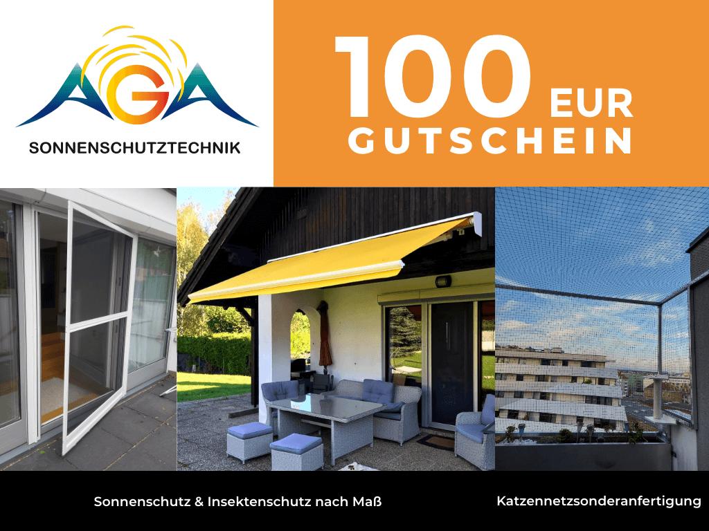 100 EUR Gutschein!