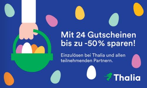 Thalia Oster-Gutscheinheft 2020