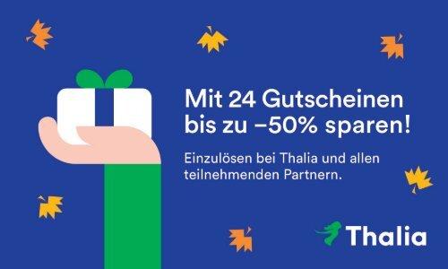 Thalia Herbst-Gutscheinheft 2020