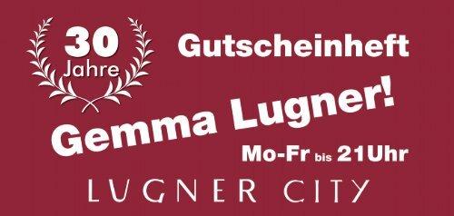 Lugner City Gutscheinheft 2020