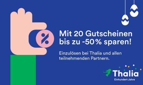 Thalia Frühlings-Gutscheinheft 2019