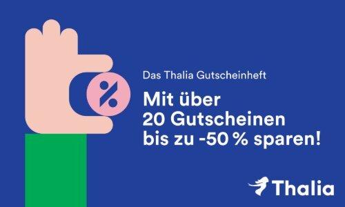 Thalia Gutscheinheft 2018