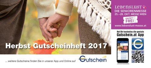 Herbst Gutscheinheft 2017