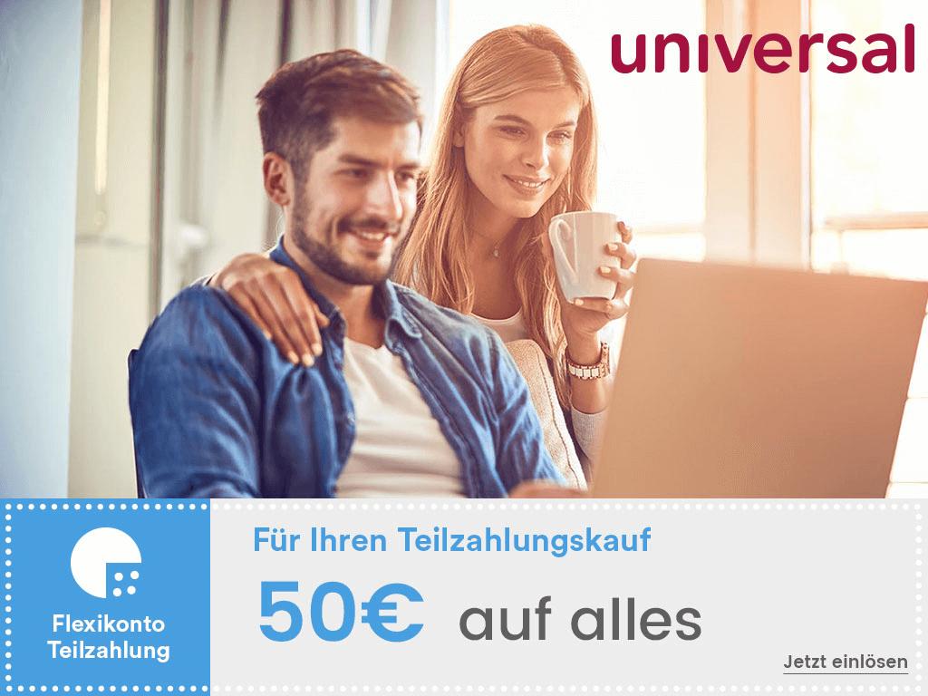 50 EUR Flexikonto