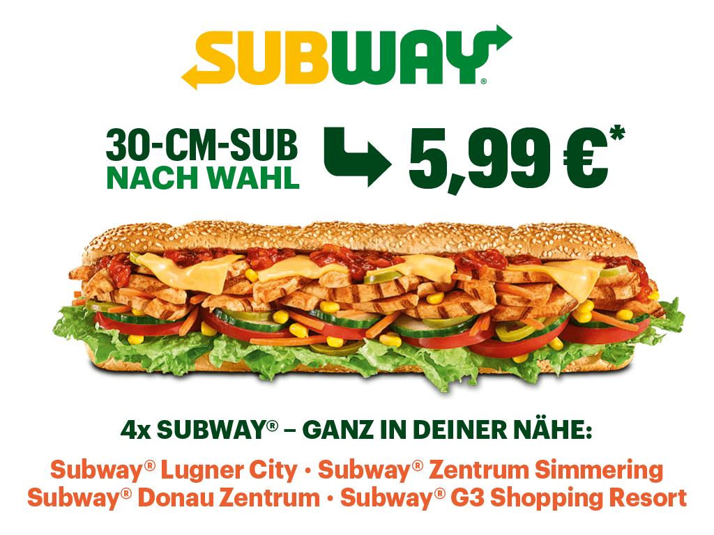 30-CM-SUB EUR 5,99!