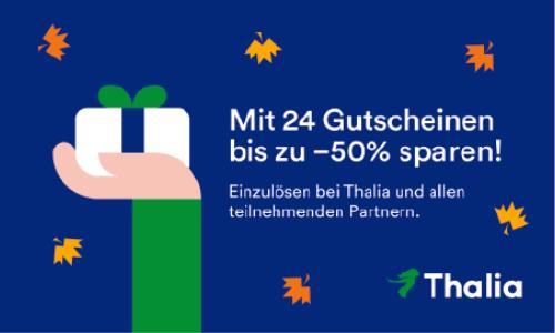 Thalia Herbst-Gutscheinheft 2021