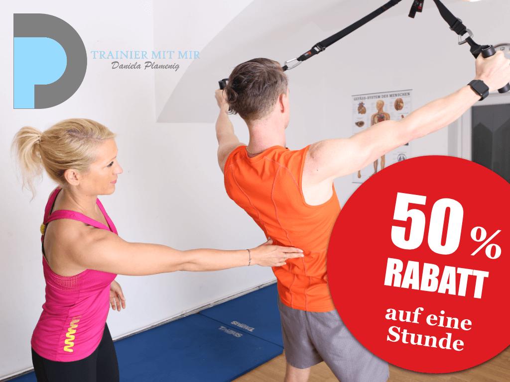 50% Rabatt Gutschein!