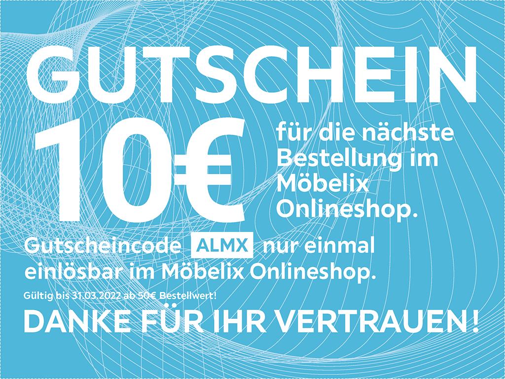 10 EUR Gutschein!
