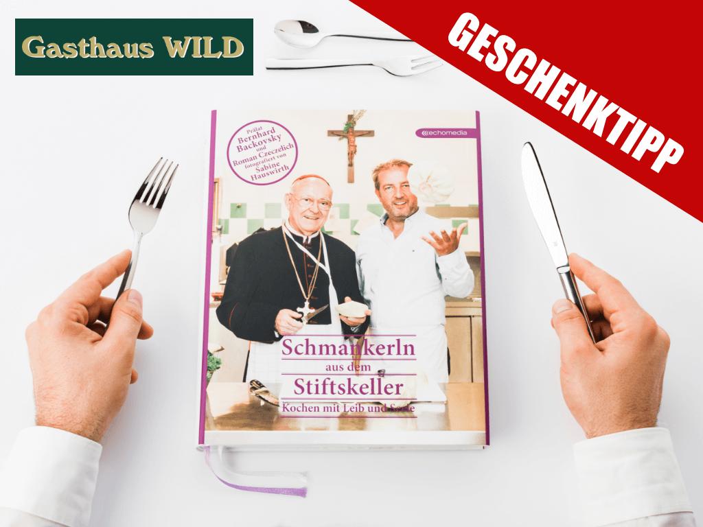 Schmankerl Kochbuch